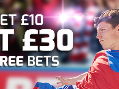 Betfred Welcome Bonus: £1200 and more