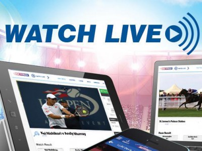 Live Streaming on Betfred: Watch Live