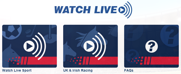 watch live betfred